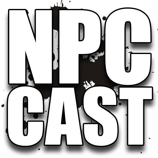 NPC Cast logo