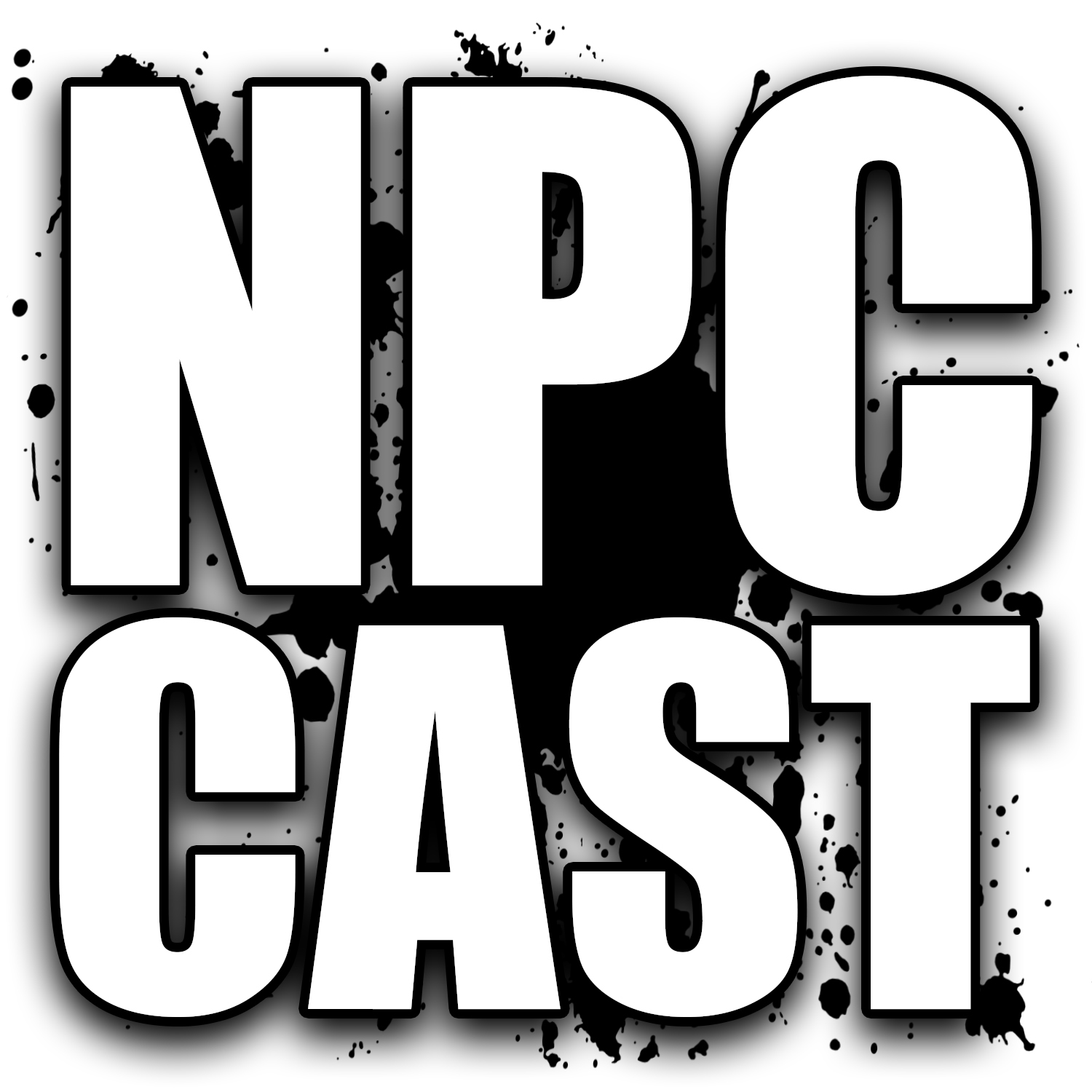 NPC Cast: RPG, Tabletop, and Board Games. logo
